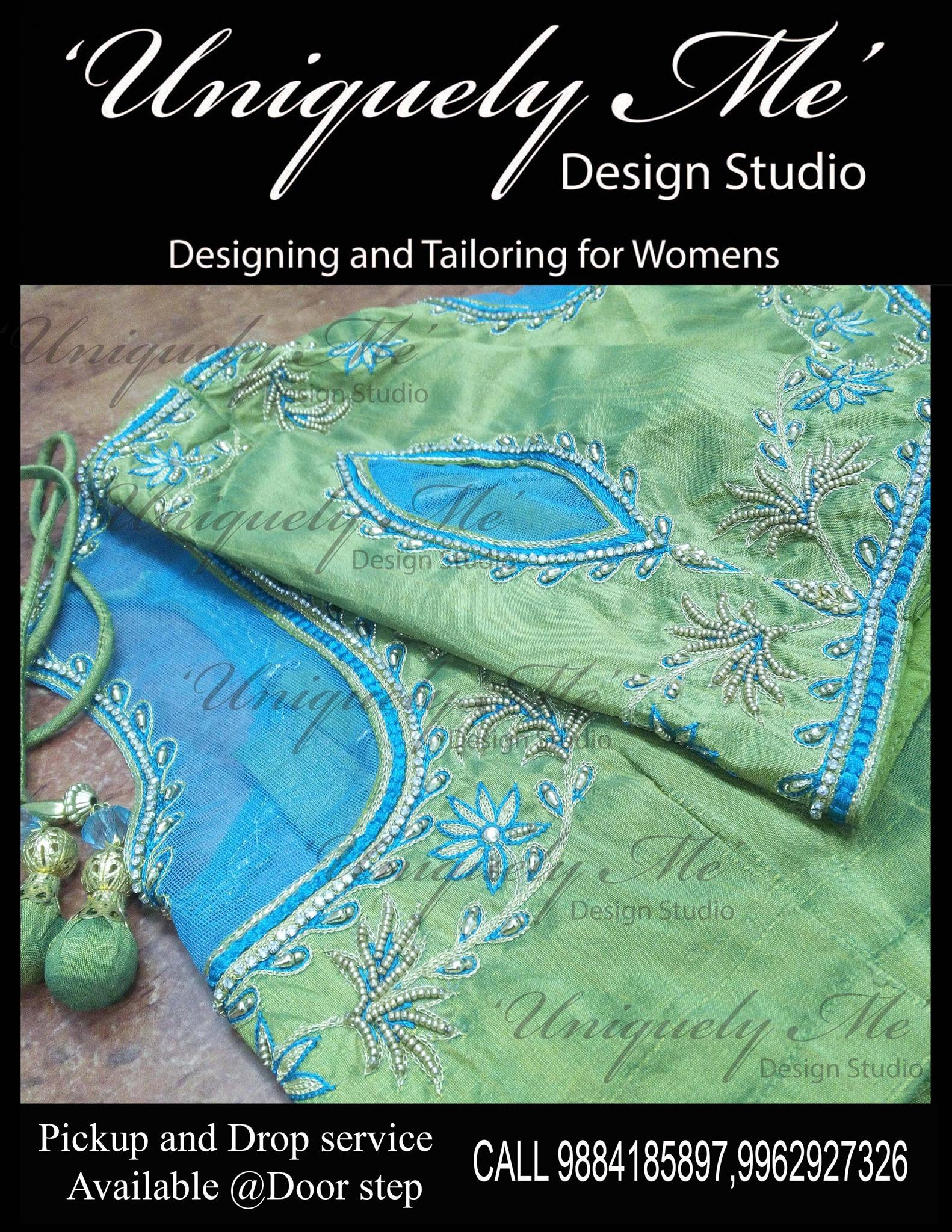 Designer blouse stitching in Mylapore