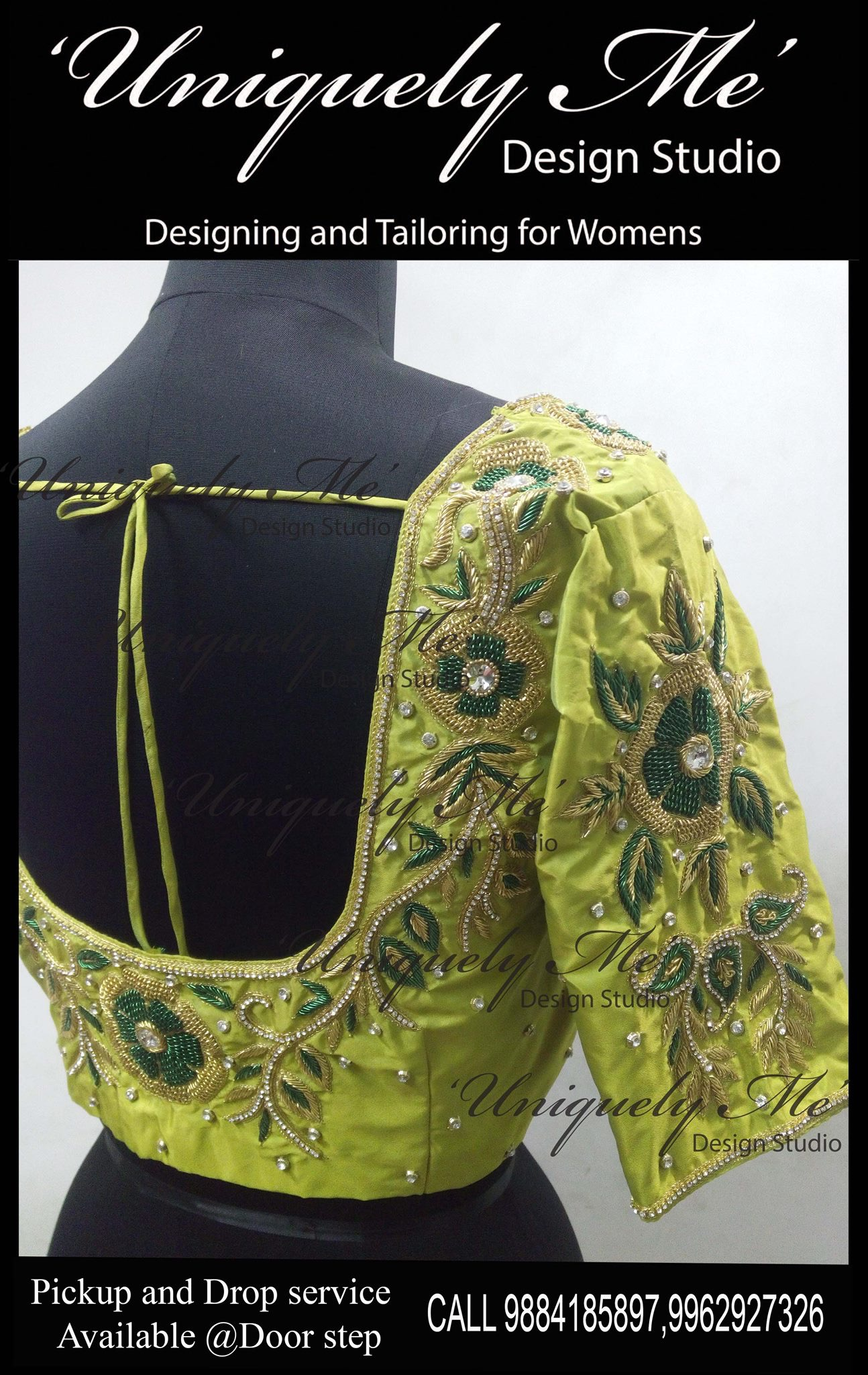 Wedding blouse in Mylapore