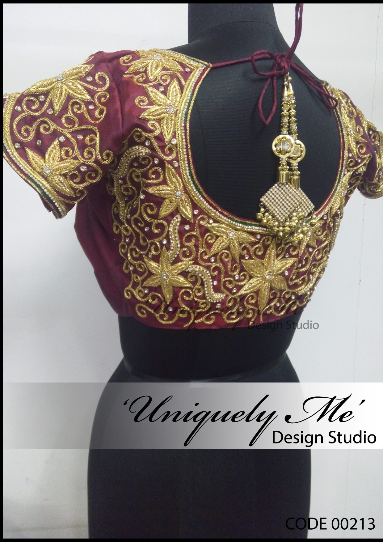 Net blouse design in vadapalani